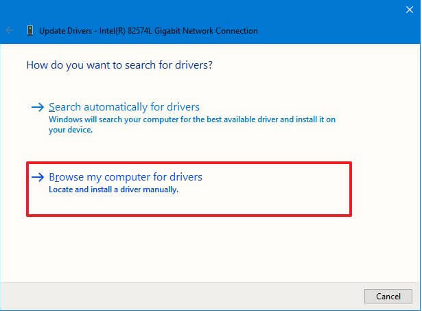 How to Install .cab files Windows 10