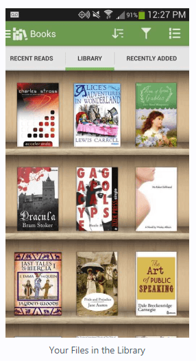 How to Read EPUB on Android