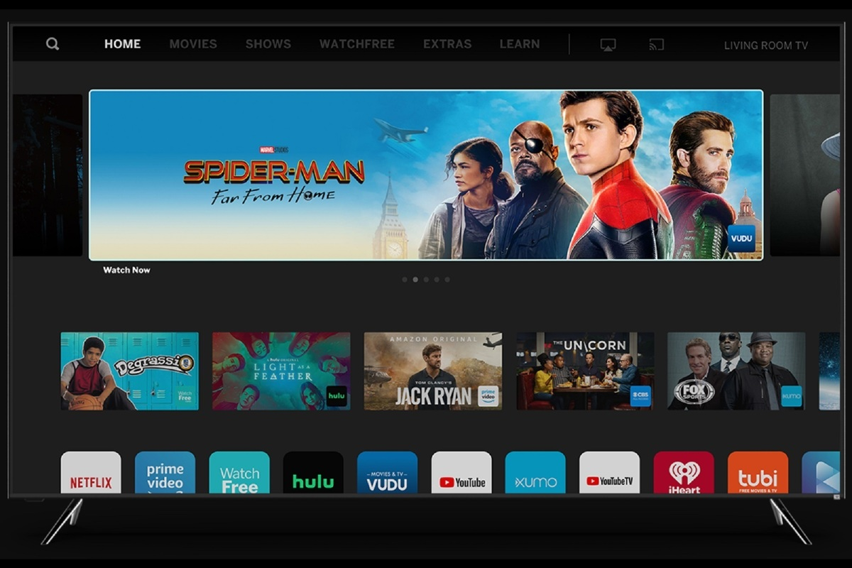 how to cast to vizio tv from android