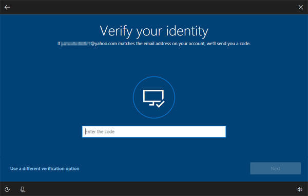 what is the default administrator password for windows 10