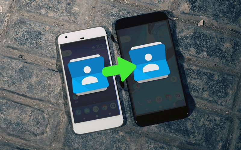 How to Transfer Contacts on Android Phones