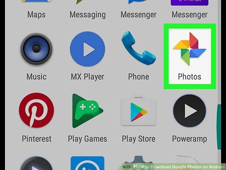 How to Transfer Photos from Google Photos to Gallery on Android
