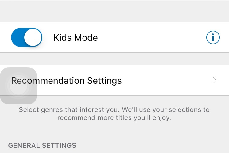 how to take off parental control on android