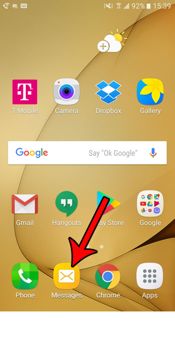 How Do You Change the Color of Your Text Messages on Android