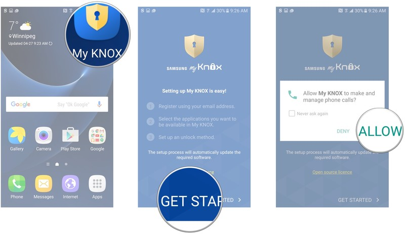 What Is the Knox App on Android