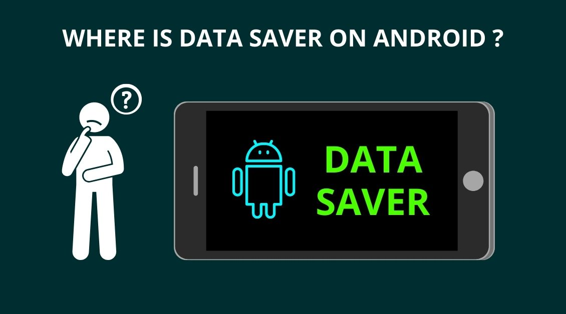 where is data saver on android