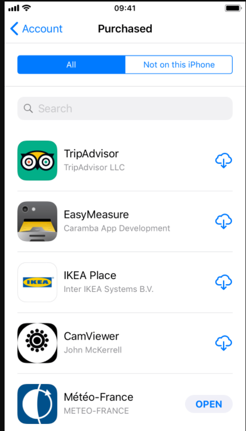 How to find number of downloads for ios app