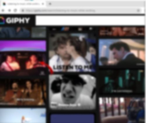 How to Download GIF from GIPHY
